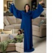 Snuggie TV Filt - för värme och komfort - Lager rensning