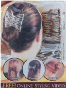 EZ Comb - Fabulous Hairstyles
