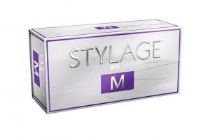 Köp Stylage M - (1 X 1 ml) med Lidocaine