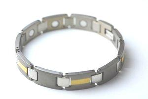 Magnetarmband i Titan - Amoria - Damdesign