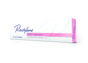 Restylane Lyps Volume with Lidocaine (1 x 1 ml)