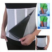 Hot, unisex, justerbart bantningsbälte - Body Shaping och viktminskning