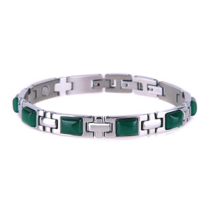 Magnetarmband Amori Opal Green