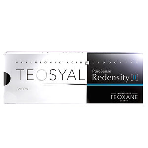 Teosyal Redensity PureSense 1 x 1 ml, påsar under ögonen