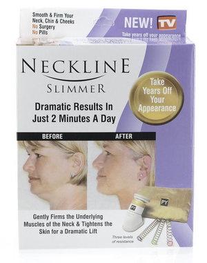 Firm Chin - - dubbelhaka massager - snabba och pålitliga resultat