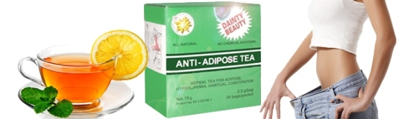 Strong Detoxifying ANTI - Adipose Slimming Tea